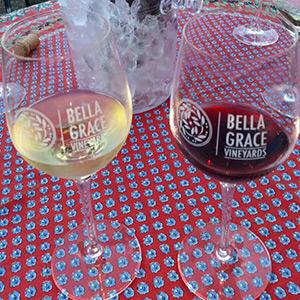 Bella Grace Wine Tasting