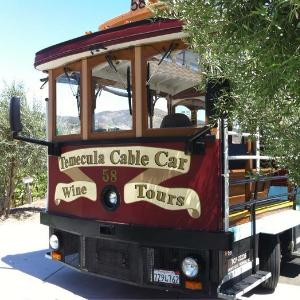 Temecula Valley Cable Car Wine Tours