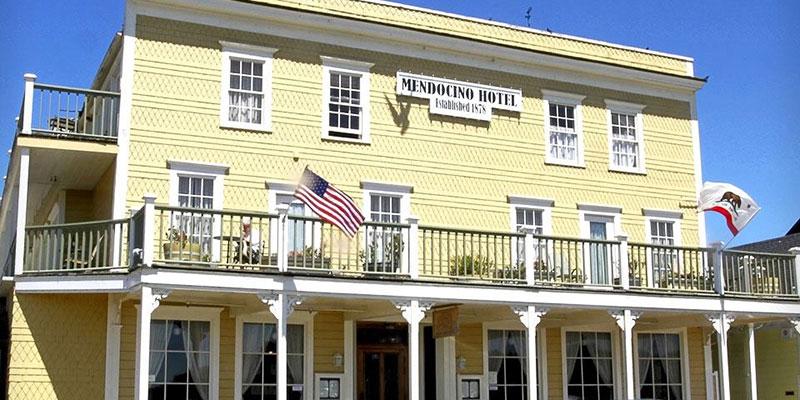 Mendocino Hotel Garden Suites Mendocino Ca