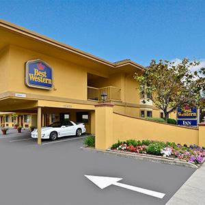 Best Western Inn Santa Cruz